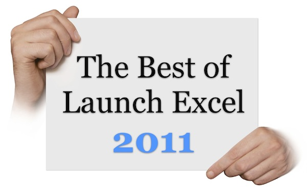 Best of Launch Excel 2011