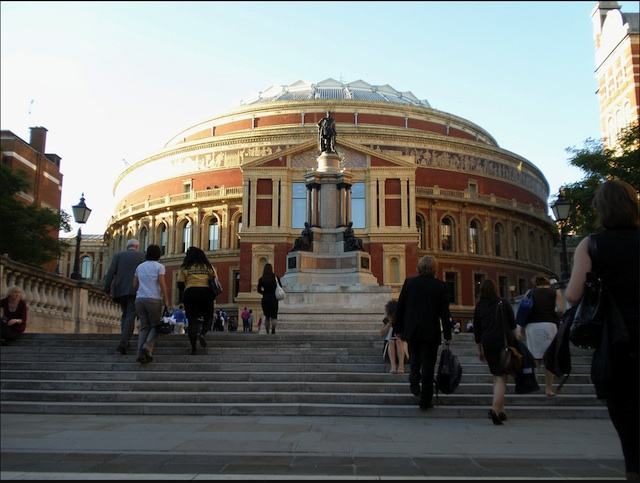 [Image] Royal Albert Hall