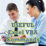 [IMAGE] Useful Excel VBA Commands