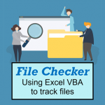 [IMAGE] Excel VBA File Checker Macro